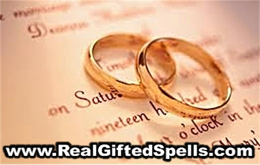 Marry Me Spells - Marriage Spells - Make lover marry me spell - Make him or her marry you spell