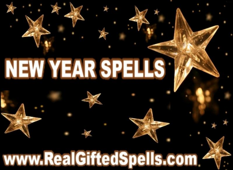 New Year Spells - New Years Eve Spell - New Years Eve Spells - New Year Rituals