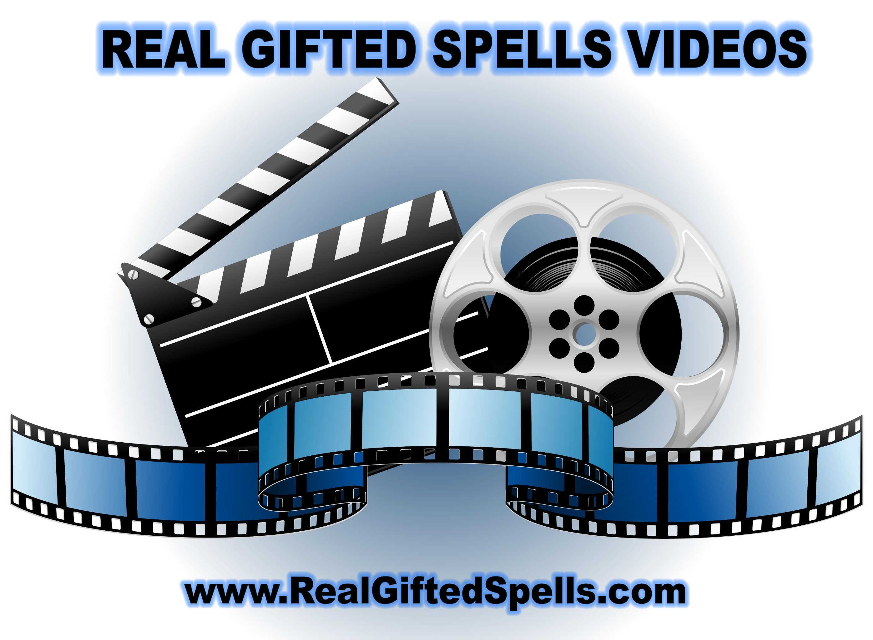 Real Gifted Spells videos magic spells psychic spell casters videos